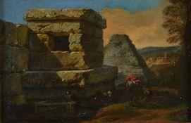 Attributed to Pieter van Bloemen (Antwerp 1657-1720),