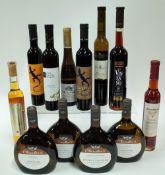 Box 63 - Dessert Wine Divino Nordheim Orange Silvaner 2014 Divino Nordheim Steillage Riesling