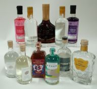 Box 31 - Mixed Spirits Bertagnolli Grappa Noveltea Low-Alcohol Spirit Kask Low-Alcohol Spirit