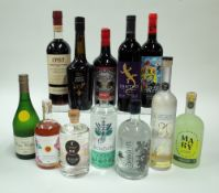 Box 3 - Mixed Wine and Spirits Poire William Eau-de-Vie In The Loop Dry Vermouth Maotai