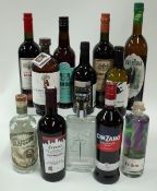 Box 47 - Mixed Spirits Olafsson Gin Dopo Teatro Vermouth Lindores Abbey Aquavit 61 Vermouth