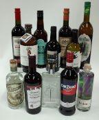 Box 47 - Mixed Spirits Olafsson Gin Dopo Teatro Vermouth Lindores Abbey Aquavit 61 Vermouth