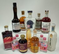 Box 48 - Mixed Spirits 89 Anejo Tequila Chateau du Breuil Calvados Breckenridge Whiskey Swiss