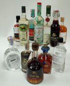Box 51 - Mixed Spirits Deep Run Virginia Vodka Kulo 7YO Whisky Sokolova 12YO Plum Brandy Bison