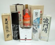 Box 14 - Mixed Spirits Heo Beok Korean Soju (Presentation Box) Heo Beok Korean Soju (Presentation