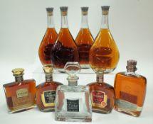 Box 11 - Brandy (9 Bottles) V&M 3YO Armenia V&M 5YO Armenia V&M 7YO Armenia V&M 10YO Armenia Copper