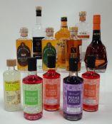 Box 26 - Mixed Spirits Distilleria Sabona Grappa XO Reserva Brandy de Jerez Carlos I Distilleria