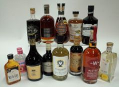 Box 29 - Mixed Spirits Westward Oregon Stout Whisky Niche Drinks Irish Cream Liqueur The Gull