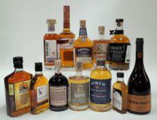 Box 22 - Mixed Spirits Arizona Craft Bourbon Chengdu Microbrew Single Malt Whisky North Uist