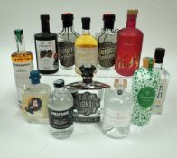 Box 2 - Gin Welsh Sisters' The Captain's Wife Ginepraio Navy Strength Symphonia No2 Apple
