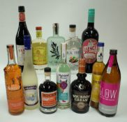 Box 39 - Mixed Spirits JJ Whitley Toffee Vodka Liqueur Wakashio Glow 2020 Shochu Everleaf