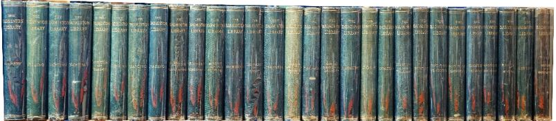 The Badminton Library of Sports and Pastimes. Edited by His Grace the Duke of Beaufort, K.G..