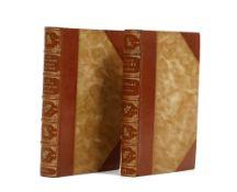 BINDINGS - William BECKFORD (1760-1844). The History of the Caliph Vathek ...