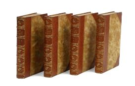 BINDING - The Thousand and One Nights. The Arabian Nights Entertainments.