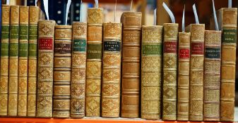 BINDINGS - Henry Hart MILMAN (1791-1868). Belshazzar: A Dramatic Poem. London: John Murray, 1822.