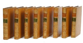 BINDINGS - William ROBERTSON (1721-93). The Works. London: Printed for T. Cadell, 1840.