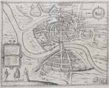 [BRAUN, Georg (1541-1622) & Frans HOGENBERG (1535-90)].