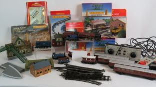 A large quantity of Hornby '00' Gauge ra