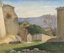 Othon Coubine1883–1969Paysage1929Öl auf Leinwand54 x 65 cmSammlung Hahnloser,