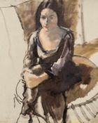 Jules Pascin1885–1930Portrait de Chériane1926Öl auf Leinwand73 x 60 cmAuktion Schuler, Zürich, 21.