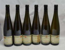 GRUSS GERWURZTRAMINER VIEILLES VIGNES 1999 Vin d'Alsace, 6 bottles