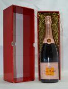 VEUVE CLICQUOT NV ROSE, Brut, 1 x 75cl bottle in a presentation box