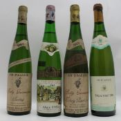 ALSACE TOKAY 1996 Pinot Gris 1 bottle ALSACE RIESLING 1983 Rolly Gassmann, 1 bottle ALSACE TOKAY