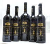 GRAN RESERVA 2008 Palacio del Conde, 4 bottles GRAN RESERVA 2008 Palacio del Conde, 1 magnum (5)
