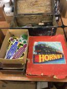 Hornby railway etc.