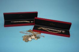 Collection of Yves Camani costume jewellery