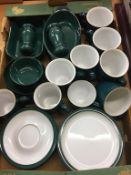 Quantity of Denby in two boxes