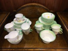 Two part Shelley tea services