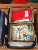 Assorted stamps and 1st day covers. Contactless collection is strictly by appointment on Thursday,