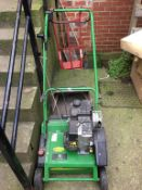 John Deere scarifier. Contactless collection is strictly by appointment on Thursday, Friday and