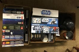 Star Wars collectables including advent calendars etc. Contactless collection is strictly by