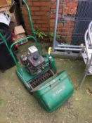 Suffolk Punch lawnmower. Contactless collection is strictly by appointment on Thursday, Friday and