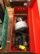 Cased Ridgid pipe and drain cleaner. Contactless collection is strictly by appointment on