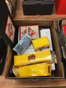 Assorted die cast toys, Monopoly etc. Contactless collection is strictly by appointment on Thursday,