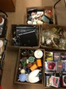 Five boxes of assorted. Contactless collection is strictly by appointment on Thursday, Friday and