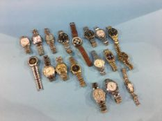 Quantity of Gentleman's watches