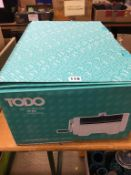 A TODO multifunctional crafting machine - (hot foil, die cut, letter press and emboss) (boxed)
