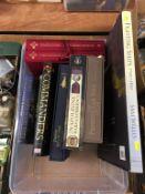 Various Folio Edition Military books etc.