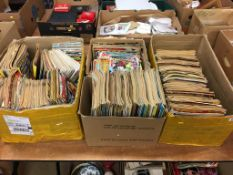 Large vintage Comic collection