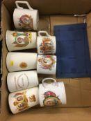Commemorative mugs