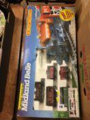 Hornby train set, 'Midland Belle'