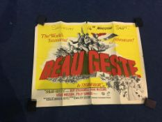 Beau Geste', 'The Long Duel' and 'Tobruk' (3)