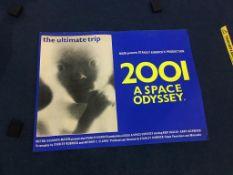 2001 A Space Odyssey'