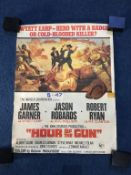 Hour of the Gun', 'Dirty Dingus Magee', 'A Gunfight', 'Figures in a Landscape' x2 (5)