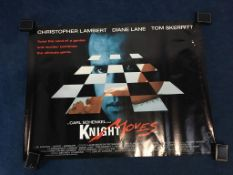 Child's Play', 'Silence of the Lambs', 'Sleeping with the Enemy', 'Knight Moves', 'The Witch' and '
