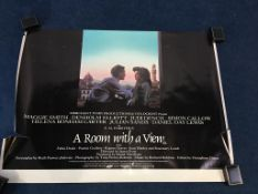 'A Room with a View', 'Down and Out in Beverly Hills' x2, 'Mona Lisa', 'Absolute Beginners' and 'The